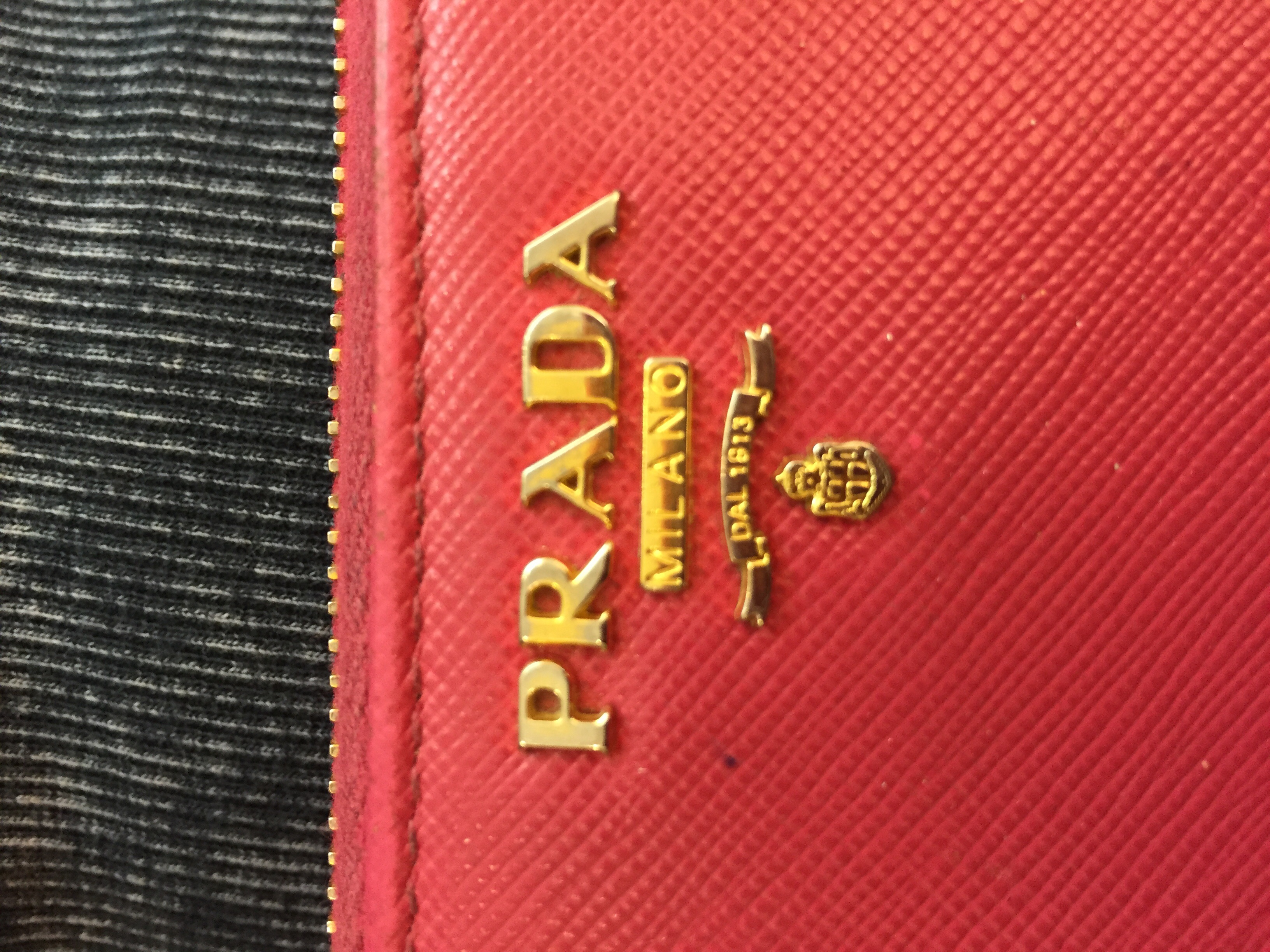 prada fake bags - Prada Bag Authentication Using Logos | Lollipuff