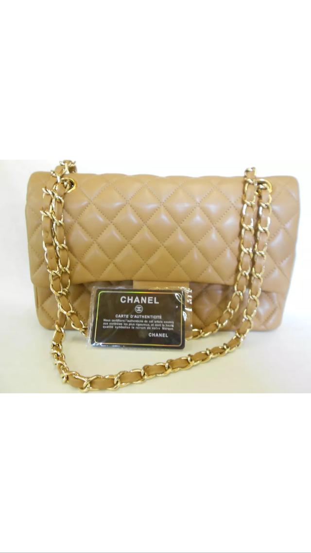 27e14a0e3468 Fake Vintage Chanel Bags