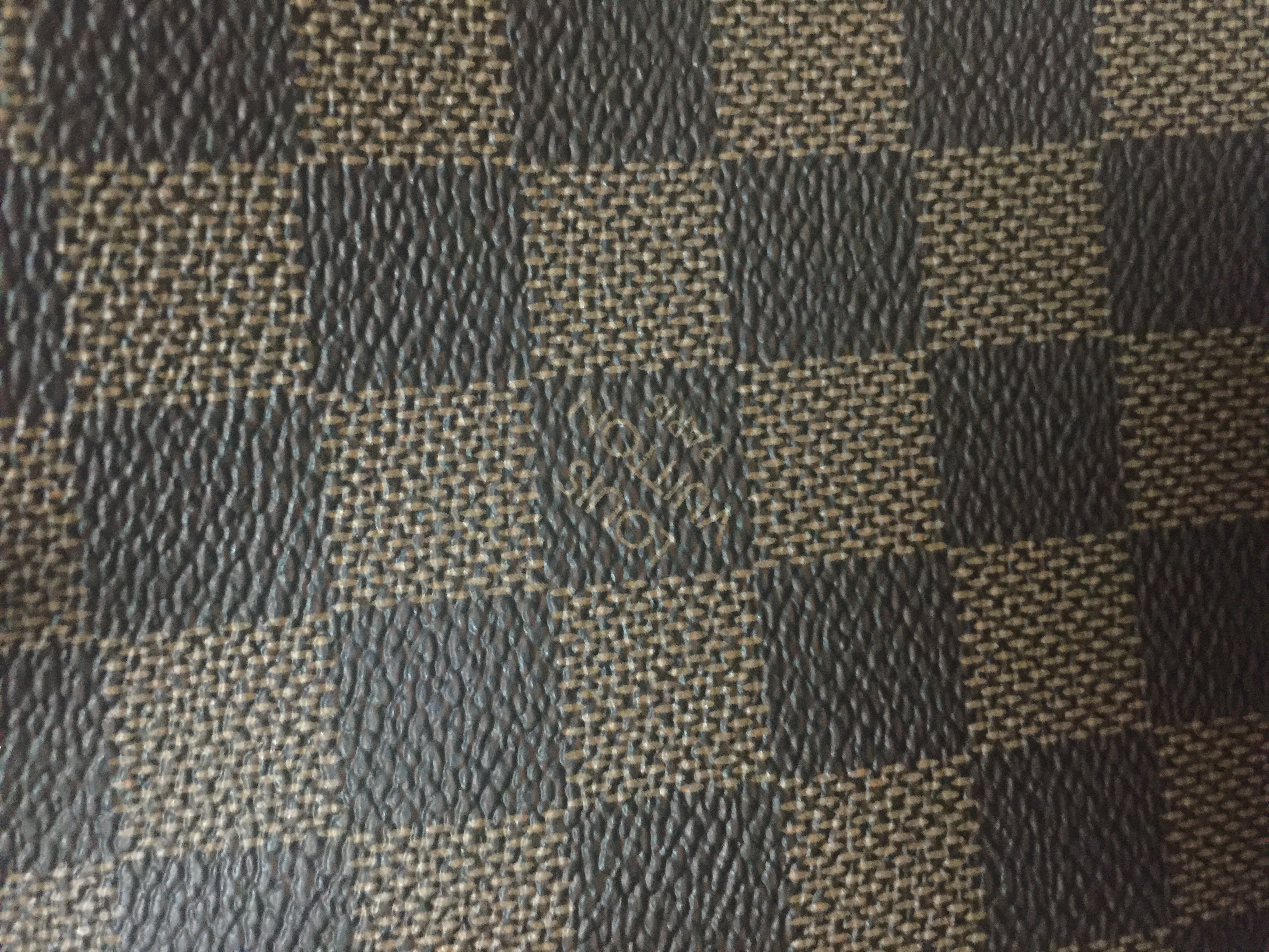 cfbd0f9f61d2 It is speedy 30 damier ebene size 30. The bag is new. The seller advised me  to go to lv store for heat stamping for authentication.