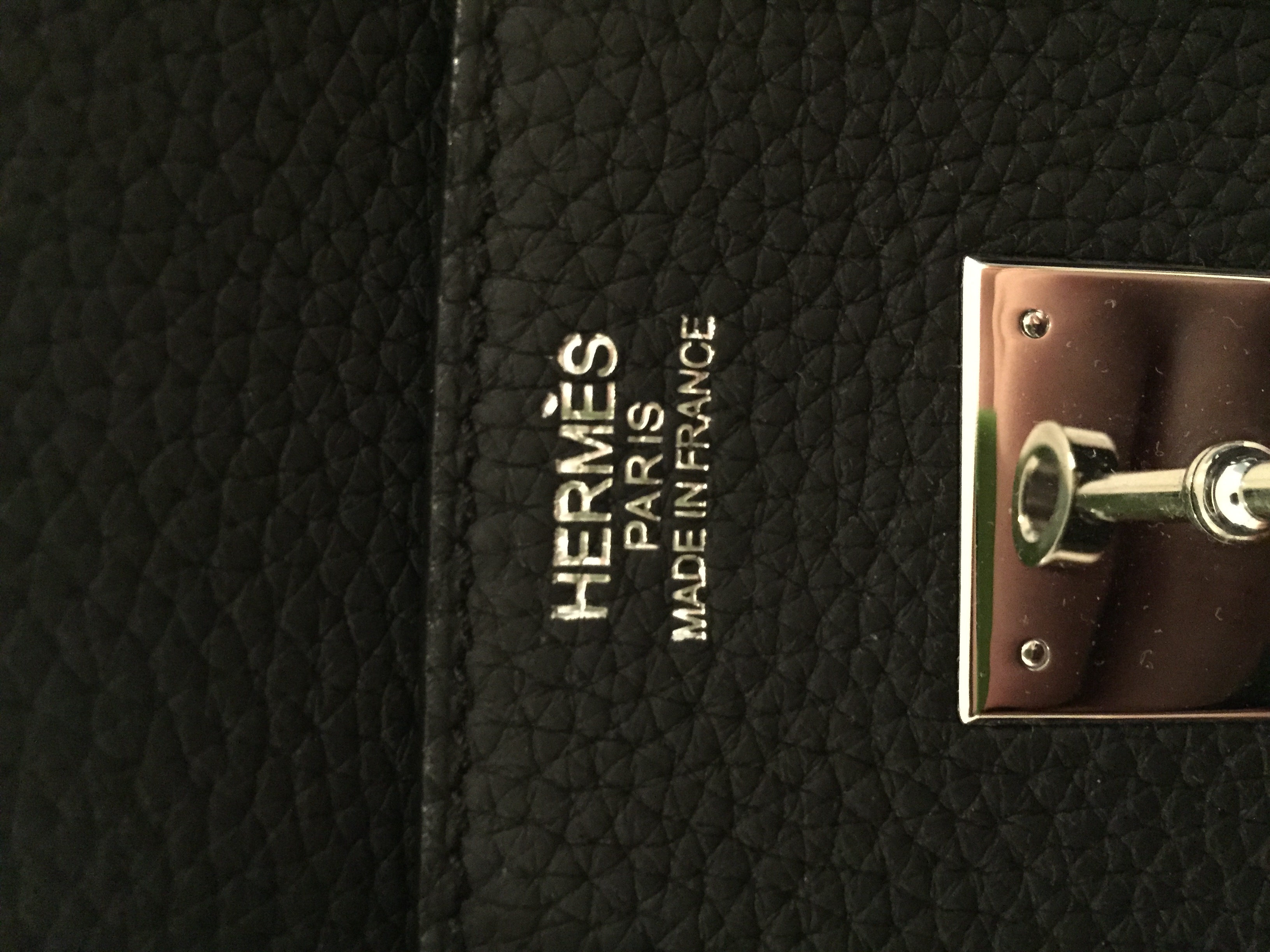 71b114644020 Can you help me spot if my birkin is fake  Thanks!