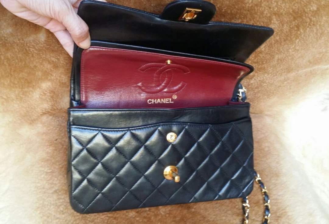 4a04e896a3f4 Hai after seeing this, im wondering about my chanel bag. Could you help me  to know is my bag fake?