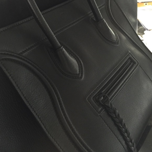 celine mini bag how to tell if authentic