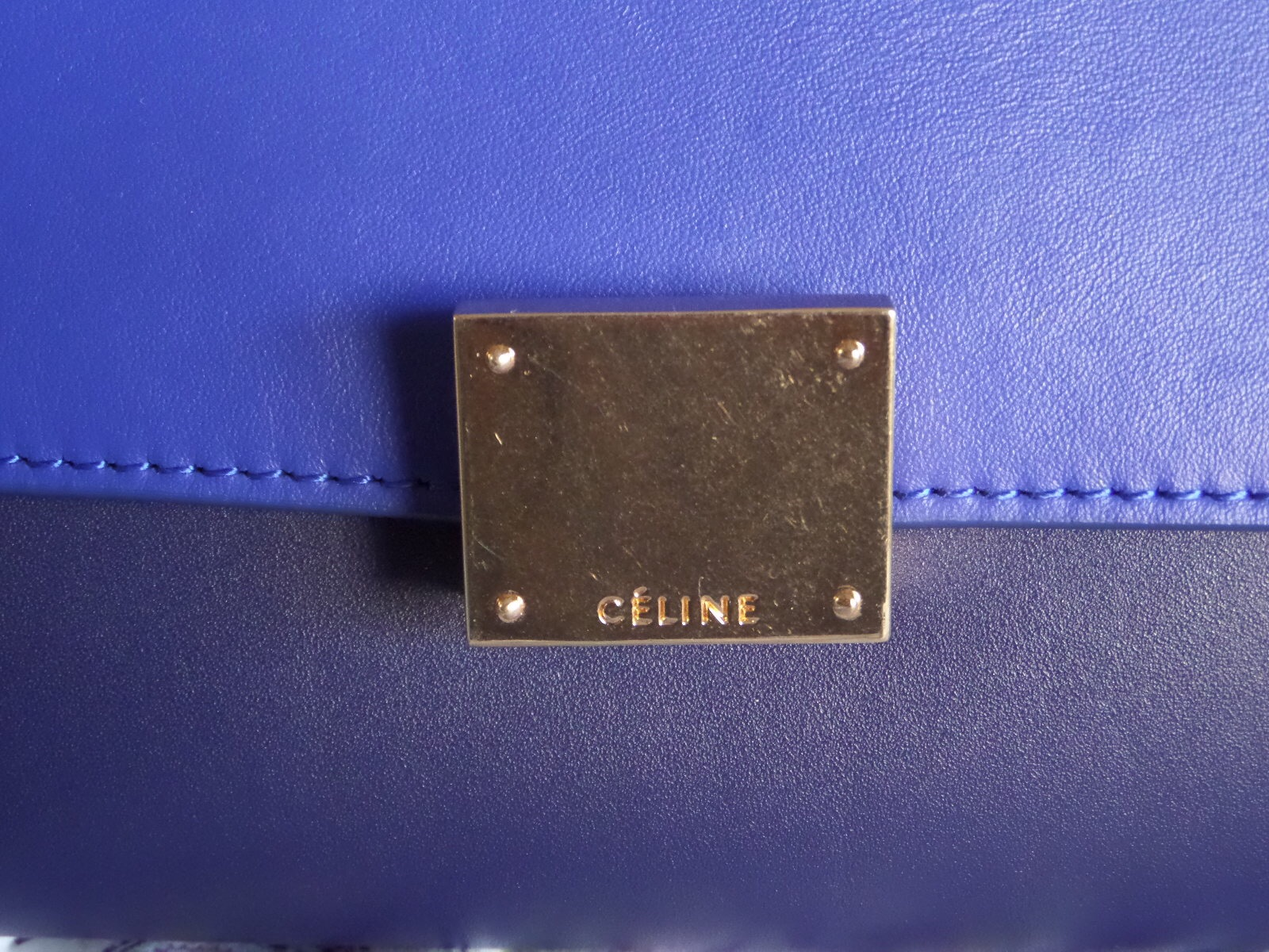 bag celine - Celine Trapeze Luggage Bag Authentication Quiz | Lollipuff